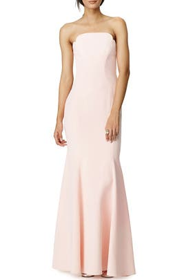 Blush Academy Gown by Jill Jill Stuart