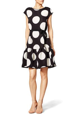 Dotted Dress by BOUTIQUE MOSCHINO