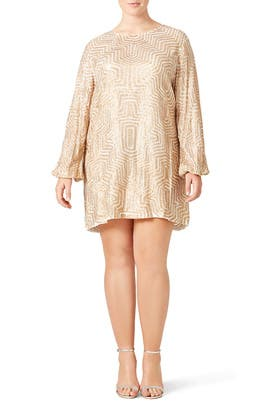 Mirabelle Shift by Badgley Mischka
