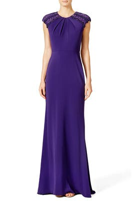 Flourish Gown by Badgley Mischka
