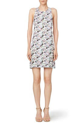 Floral Harley Dress by Matison Stone
