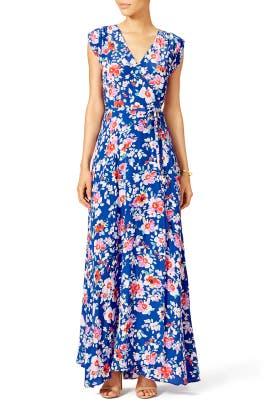 Swept Away Maxi Dress by Yumi Kim