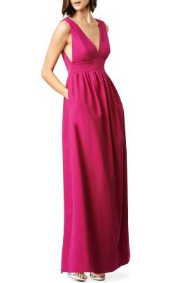 Dayglo Gown by Jill Jill Stuart