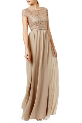 Prosecco Gown by ERIN erin fetherston