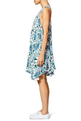 Flora Godet Dress by Rachel Zoe