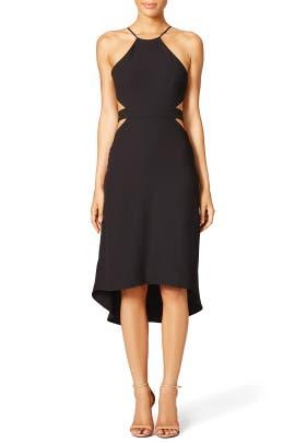 Crossed Dress by Halston Heritage