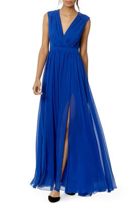 Sea Waves Gown by Badgley Mischka
