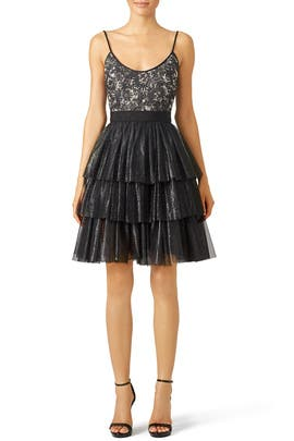 Missy Dress by Badgley Mischka