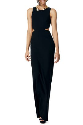 Sleek Mila Gown by Nicole Miller