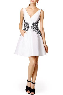 White Sea Dress by Cynthia Rowley