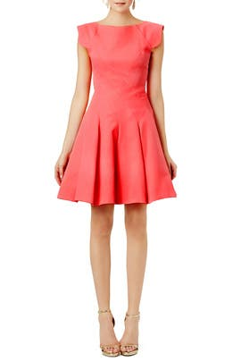 Crossing Over Dress by Halston Heritage