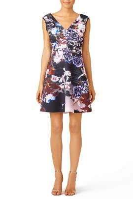 Poetic Petal Dress by Clover Canyon