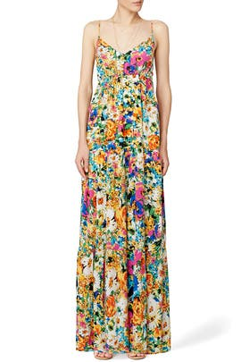 Spring Darling Maxi Dress by Yumi Kim