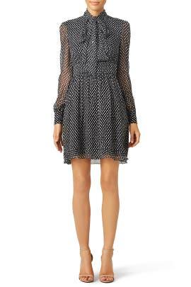 Black Arabella Dress by Diane von Furstenberg