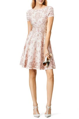 Rose Haze Dress by Marchesa Voyage