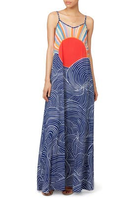 Misun Maxi Dress by Mara Hoffman