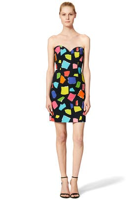 Tangram Sheath by Moschino