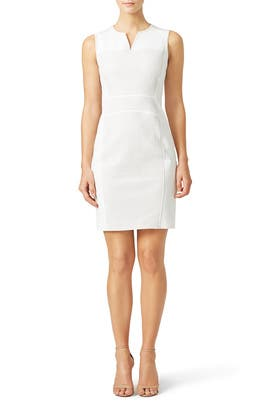 Ivory Pippa Sheath by Elie Tahari