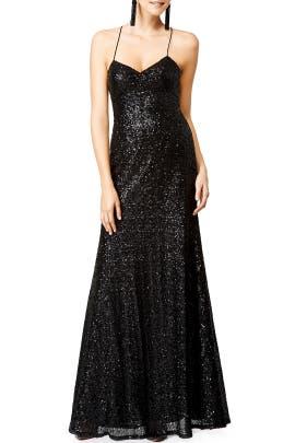 Delicate Shimmer Gown by Jill Jill Stuart