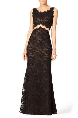 Keira Gown by Reem Acra