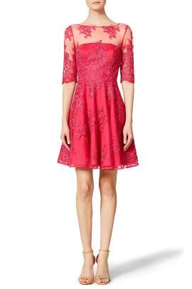 Delicate Arrangement Dress by ML Monique Lhuillier