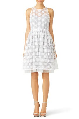 Bettina Dress by Badgley Mischka