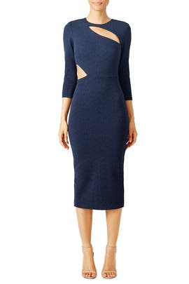 Virginia Cutout Sheath by Elizabeth and James