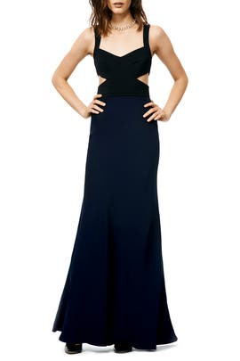 Come Together Gown by Cynthia Rowley