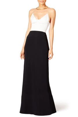 Rosa Gown by Narciso Rodriguez