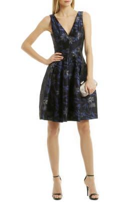 Halston Heritage - Jasmine Rainwater Dress