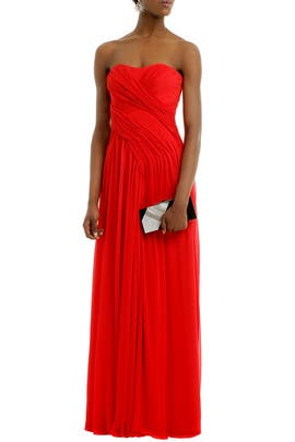 Celebrity Celebrity Gown by Badgley Mischka