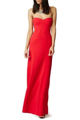 On Guard Gown by BCBGMAXAZRIA