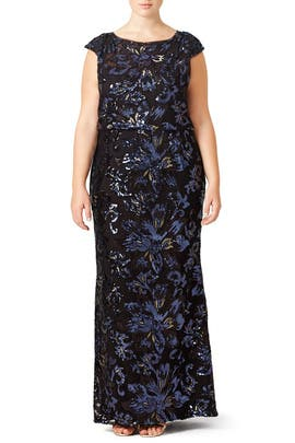 Badgley Mischka - Kinny Gown