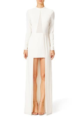 Solange Gown by Halston Heritage