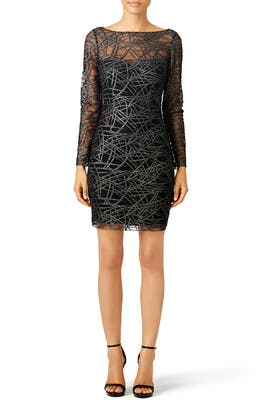 Blumarine - Criss Cross Dress