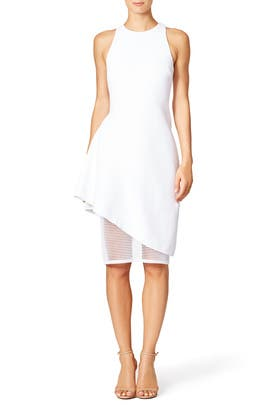 Netted Flutter Dress by Cushnie Et Ochs