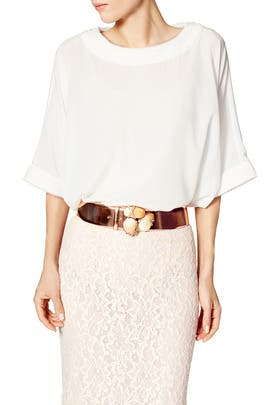 Dahlia Blouse by Blumarine
