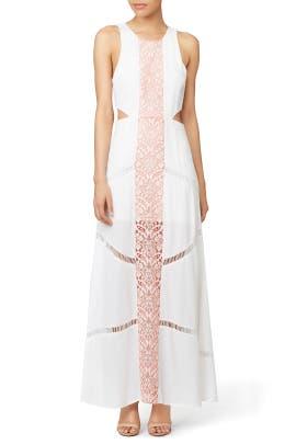 Leila Maxi Dress by Lovers + Friends