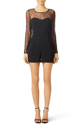 Beverly Romper by Laundry by Shelli Segal