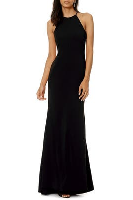 Midnight Gown by Badgley Mischka