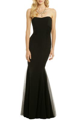 Curves For Days Gown by Badgley Mischka
