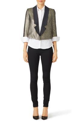 Naomi Jacket by Milly