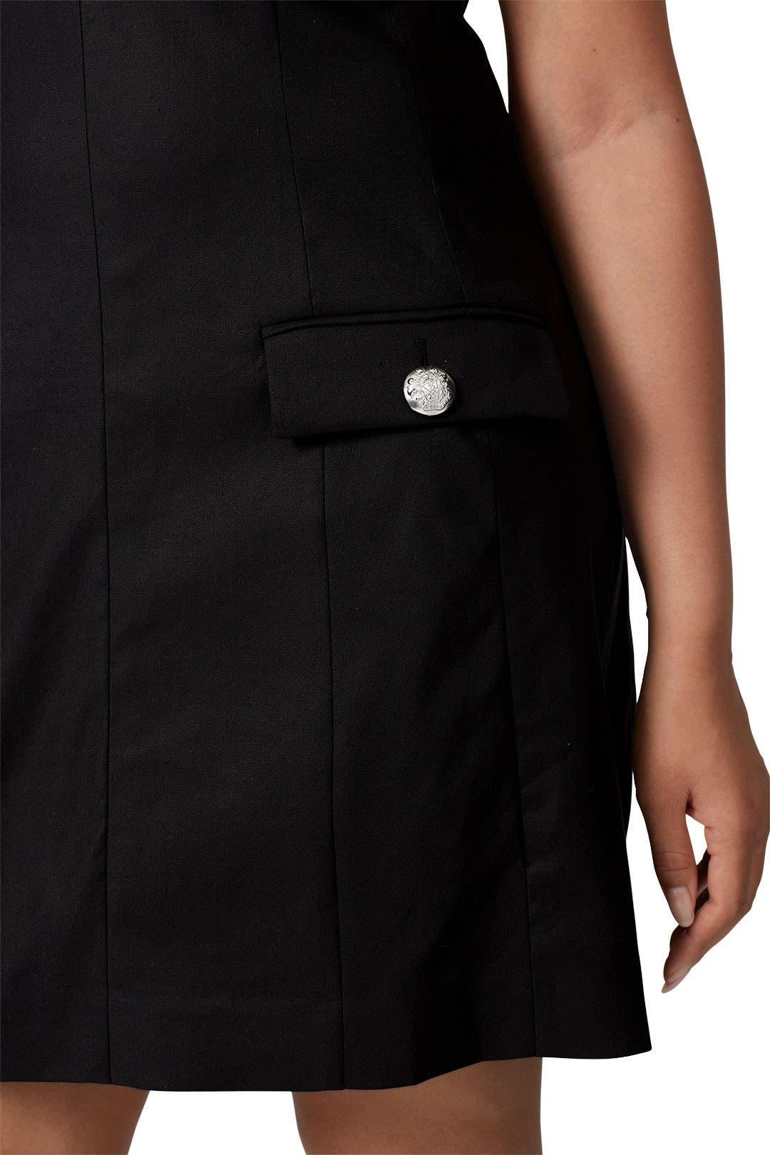 Veronica Beard Black Skylar Dress