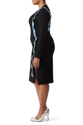 3ba22200 Charla Sheath by Black Halo for $65   Rent the Runway