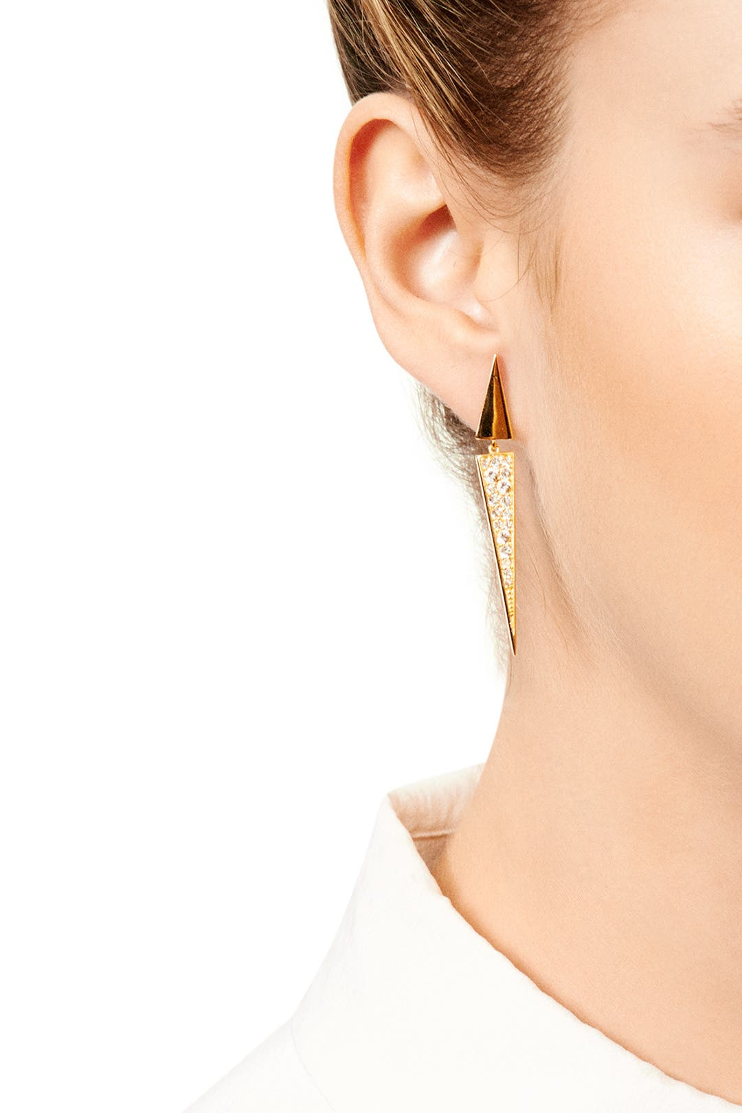 Itten Earrings By Elizabeth And James Accessories For 35 The Runway