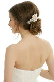 Solemn Vow Comb by RTR Bridal Accessories