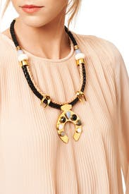 Ready for the Country Necklace by Lizzie Fortunato