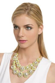 Stitched Up in Neon Necklace by kate spade new york accessories