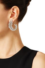 Arabella Earrings by Dannijo