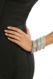 Ultimate Bling Bangle Stack by Chamak by Priya Kakkar